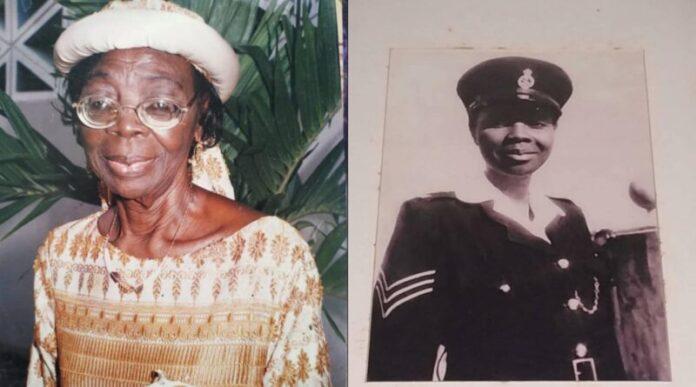 Ghana's Gold Coast Police Woman