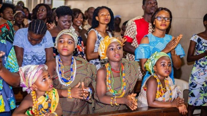 The Ghanaian is losing its Identity