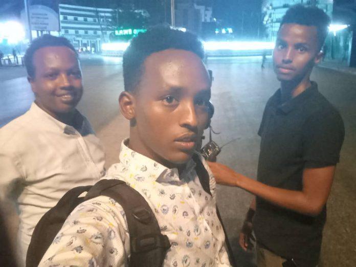 Somali police detain