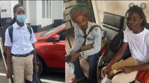 Rastafarian brouhaha