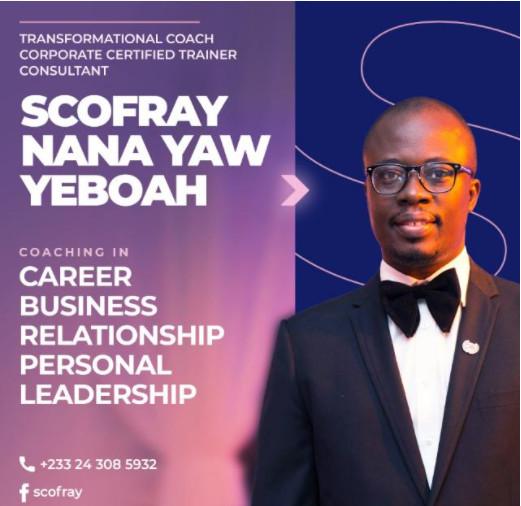 Life Coach, Scofray wins