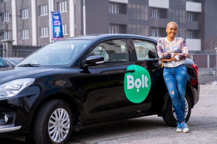 Bolt receives a €20 million