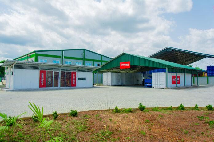 Jachris Operations Centre, Tarkwa