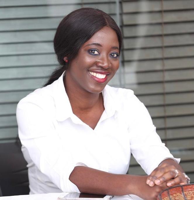 The Writer, Linda Ama Segbefia