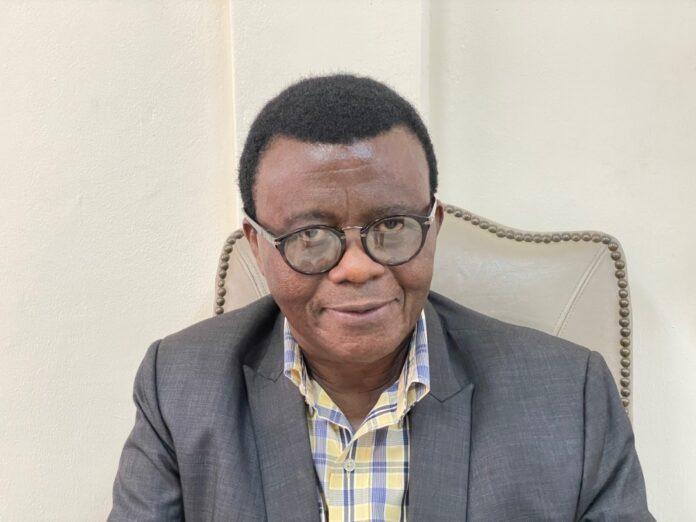 Prof. Baffour Agyeman-Duah