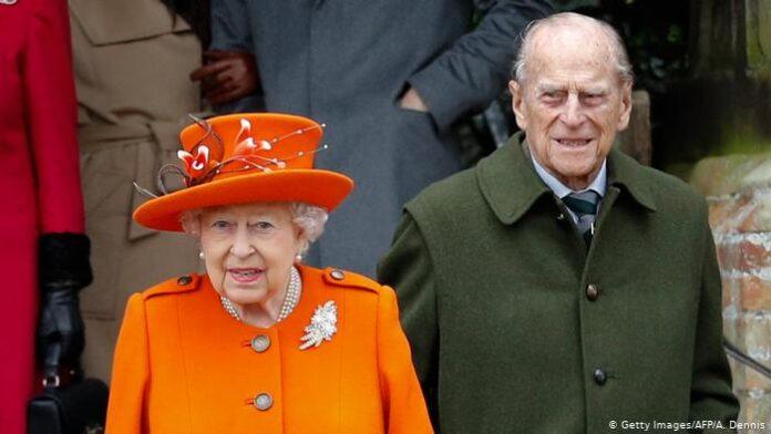 Prince Philip & Wife Queen Elizabeth