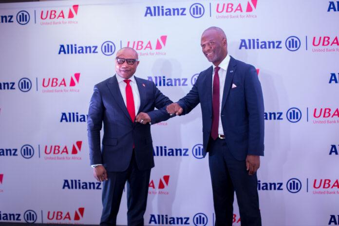 Allianz Insurance and UBA Ghana