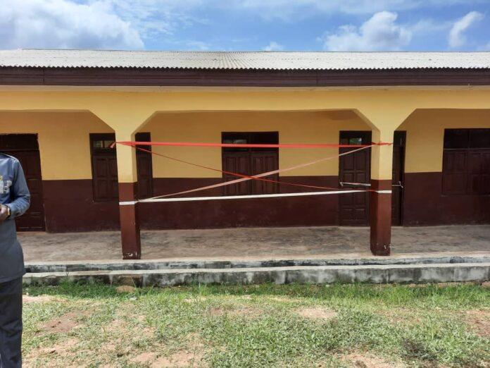 Kramokrom Community school