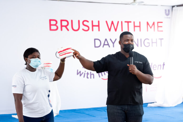 brush your teeth twice