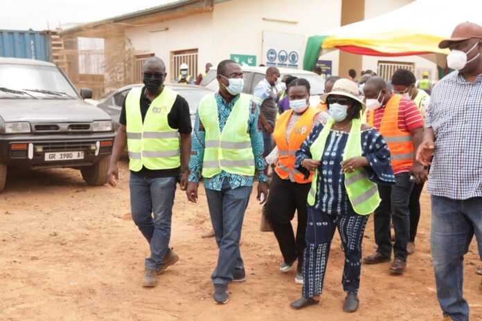 Sanitation Minister applauds Zoomlion