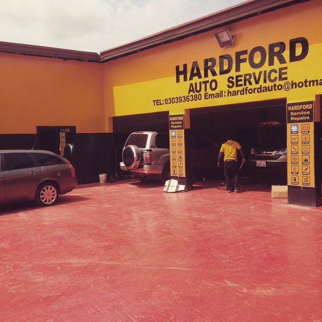 Hardford Motors