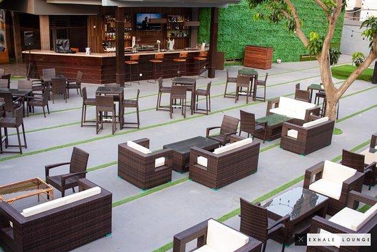 Exhale Lounge
