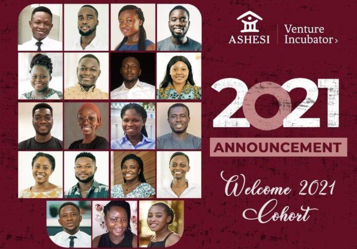 19 Ashesi University