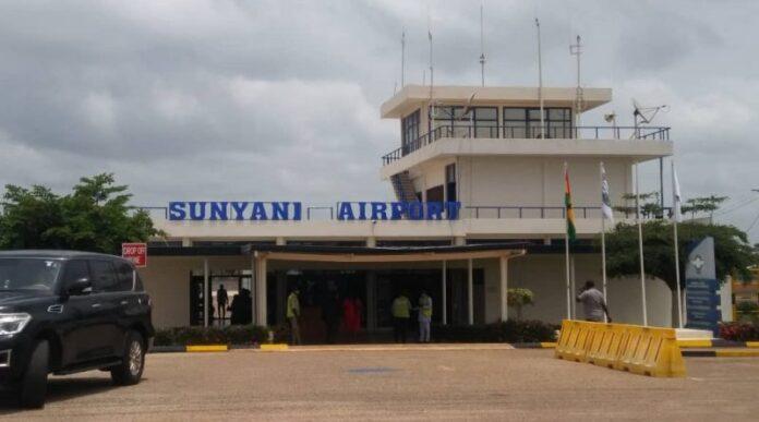 Sunyani Airport