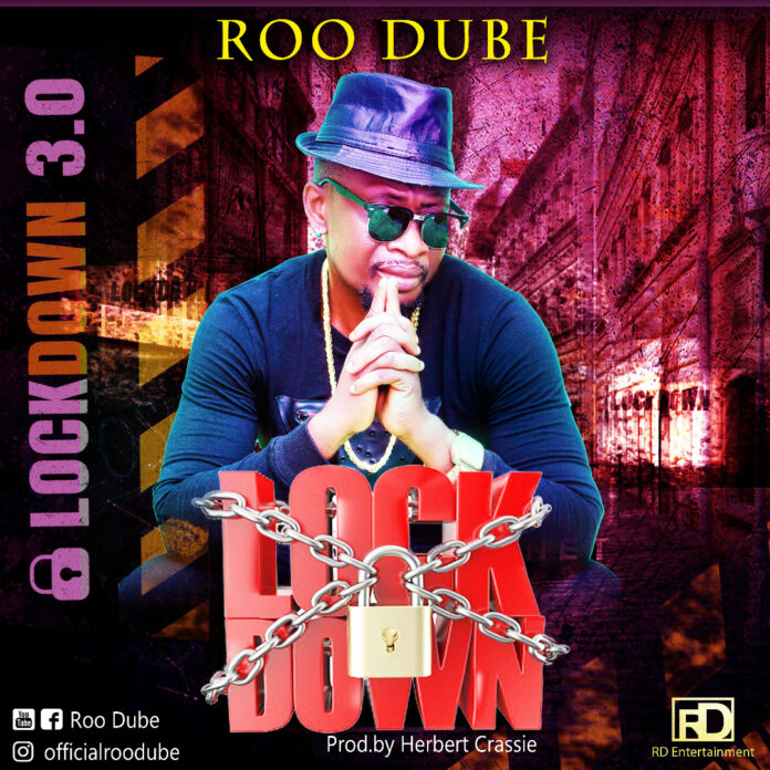 Singer Roo Dube sends a COVID-19 message