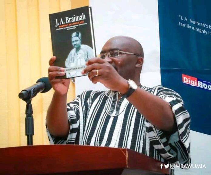 Bawumia Fixated on honouring