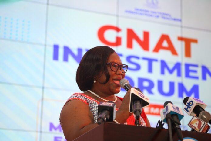 Mrs. Phillipa Larsen, President, GNAT