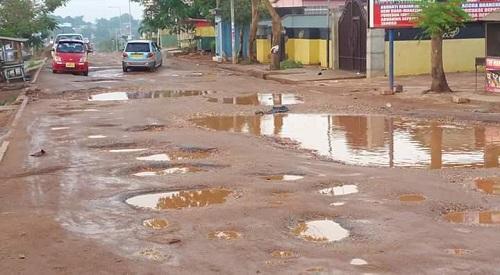 fix all poor roads