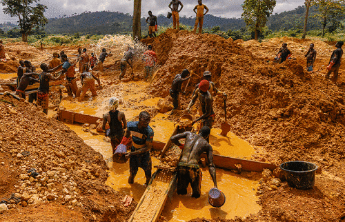 Galamsey: The nemesis which is misconstrued