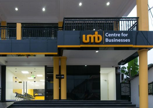 Nii Amankra is UMB's Executive Director, Business
